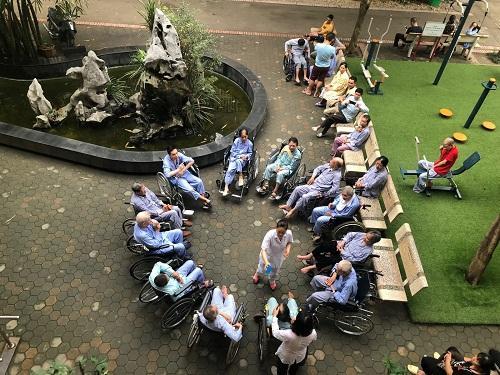 Bệnh viện Phục hồi chức năng Hà Nội: Hết lòng vì người bệnh