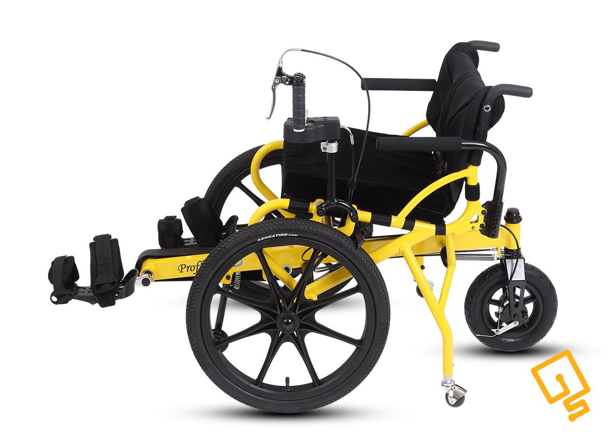 Cogy Profhand Xe lăn đạp chân sáng tạo nhất thế giới